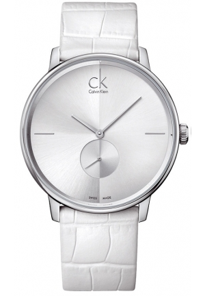 CALVIN KLEIN Unisex Accent Watch 40mm