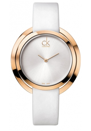 Calvin Klein  aggregate rose gold 42mm