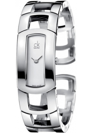 Calvin Klein Dress Half Bangle Ladies Watch