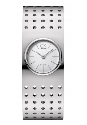 CALVIN KLEIN Grid Womens Quartz Watch 25mm