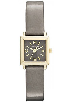 Katherine Grey Leather Watch 19 mm MBM1312