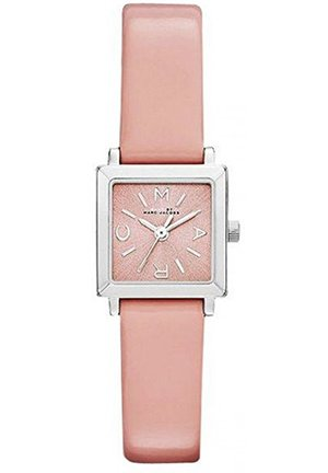 Katherine Rose Leather Watch 19 mm MBM1310