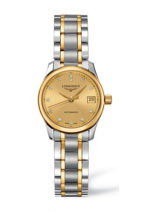 Master Collection Automatic Gold Dial Ladies Watch