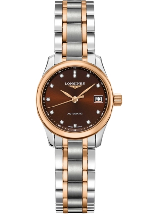THE LONGINES MASTER COLLECTION LADY L2.128.5.67.7