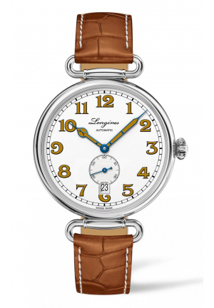 THE LONGINES HERITAGE 1918 , 38.5MM