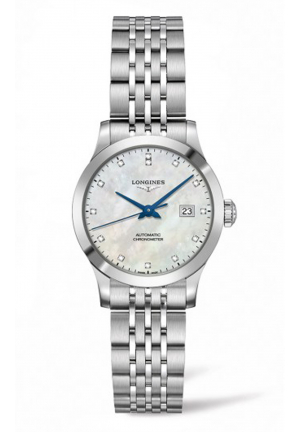 LONGINES RECORD L23214876, 30MM