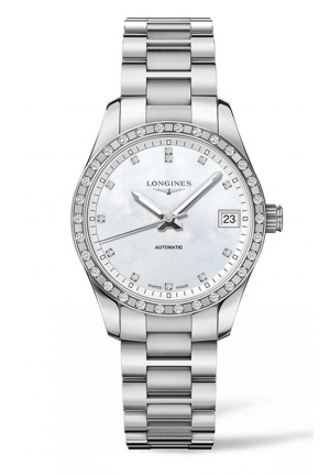 LONGINES CONQUEST L23850876, 34MM