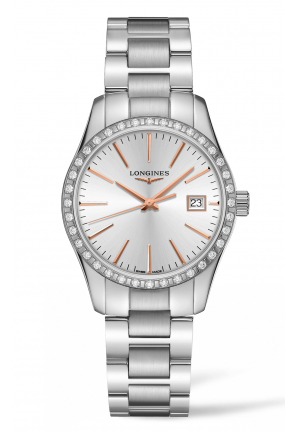 LONGINES CONQUEST CLASSIC, 34MM