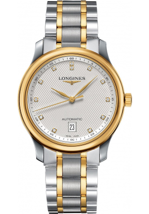 LONGINES L2.628.5.77.7 MASTER COLLECTION WATCH 38.5MM