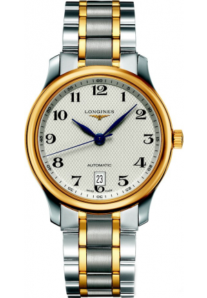LONGINES L2.628.5.78.7 MASTER 18KT WATCH 38.5MM