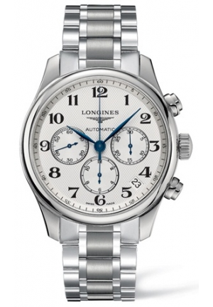 LONGINES Master Automatic Chronograph L2.693.4.78.6, 44mm