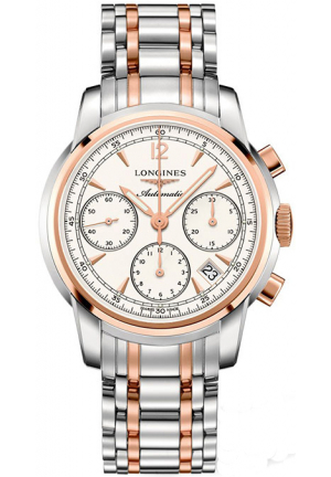 Longines The Saint-Imier Chronograph 41mm  L2.752.5.72.7