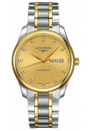 Longines Master Collection Men's L2.755.5.37.7 38.5mm
