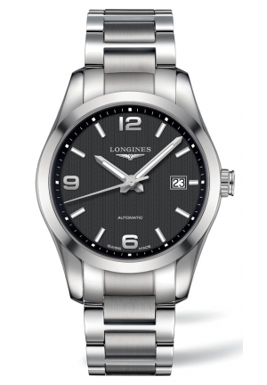 LONGINES CONQUEST CLASSIC WATCH L2.785.4.56.6