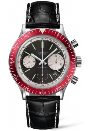 THE LONGINES HERITAGE DIVER 1967 42MM CHRONOGRAPH L28084520, 42MM