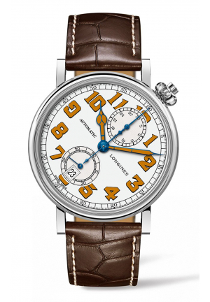 THE LONGINES HERITAGE AVIGATION , 41MM