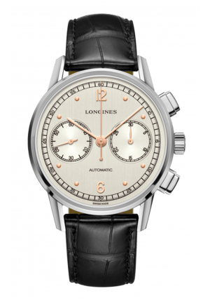 LONGINES HERITAGE L28144760, 41MM