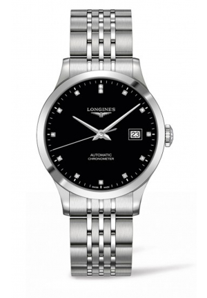 LONGINES RECORD L28204576, 38.5MM