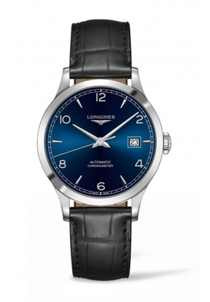 LONGINES RECORD L28204962, 38.5MM