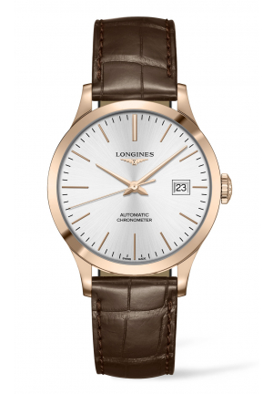 LONGINES RECORD , 38.5MM
