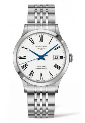 LONGINES RECORD L28214116, 40MM