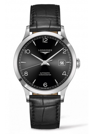 LONGINES RECORD L28214562, 40MM