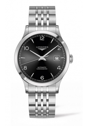LONGINES RECORD L28214566, 40MM