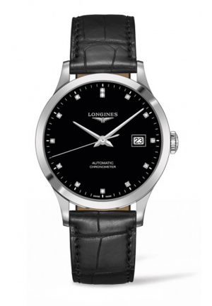 LONGINES RECORD L28214572, 40MM