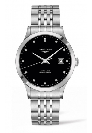 LONGINES RECORD L28214576, 40MM