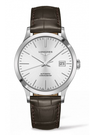 LONGINES RECORD L28214722, 40MM