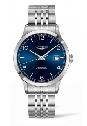 LONGINES RECORD L28214966, 40MM
