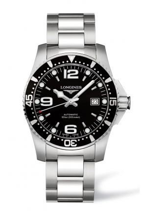 Longines HYDROCONQUEST AUTOMATIC DIVING WATCH L37424566, 41MM