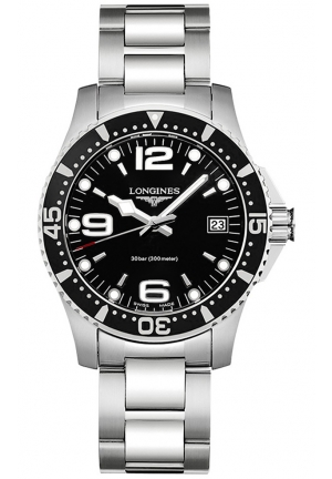 HYDROCONQUEST DIVING WATCH L33404566, 34MM