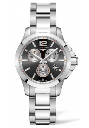 CONQUEST CHRONOGRAPH L33794796, 36MM