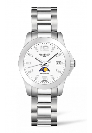 LONGINES CONQUEST L33814166, 34MM