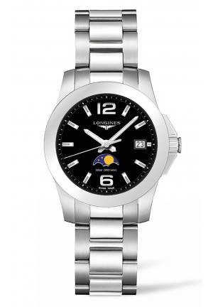 LONGINES CONQUEST L33814586, 34MM