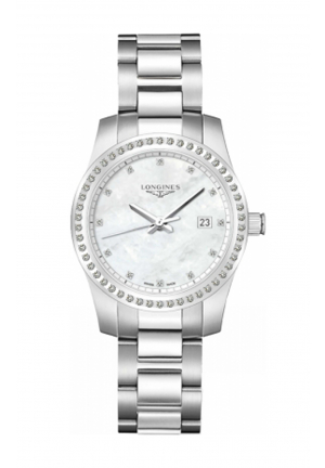 LONGINES CONQUEST L34010876, 36MM