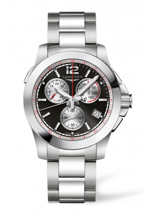 LONGINES CONQUEST CHRONOGRAPH L37014566, 41MM