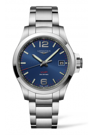 LONGINES CONQUEST V.H.P. L37164966, 41MM