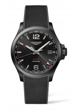LONGINES CONQUEST V.H.P. GMT, 43MM