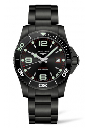 LONGINES USA EXCLUSIVE HYDROCONQUEST L37422586, 41MM