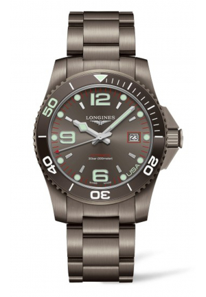 LONGINES USA EXCLUSIVE HYDROCONQUEST L37422766, 41MM