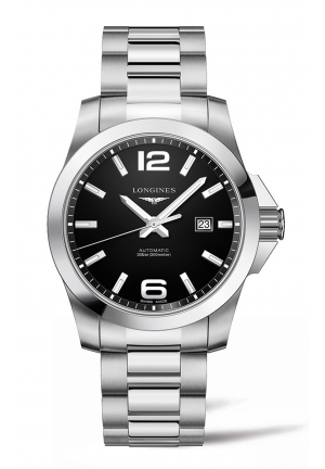 LONGINES CONQUEST AUTOMATIC L37784586 , 43MM