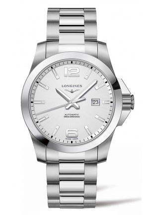 LONGINES CONQUEST AUTOMATIC L37784766, 43MM