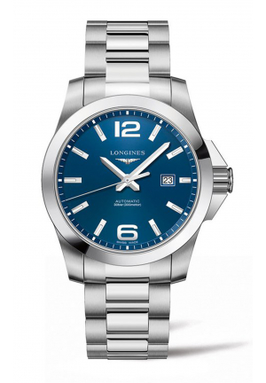 LONGINES CONQUEST AUTOMATIC L37784966, 43MM
