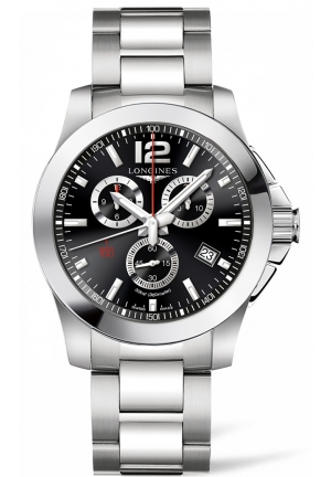 CONQUEST CHRONOGRAPH L38004566, 44MM