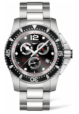 HYDROCONQUEST CHRONOGRAPH L38434566, 47MM