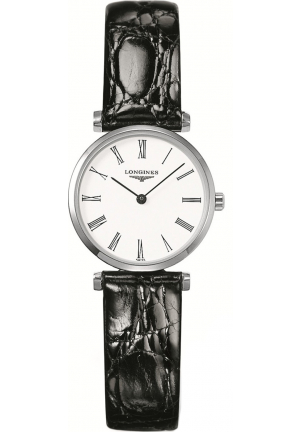 La Grande Classique White Dial Ladies Watch L4.209.4.11.2