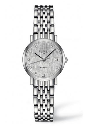 THE LONGINES ELEGANT L43094776, 25.5MM