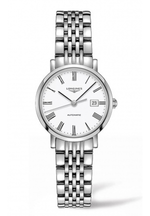 THE LONGINES ELEGANT L43104116, 29MM